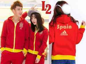 Cp1010 couple jaket spain - 90rb, sz cew L52P64 cow L55P68 babyterry