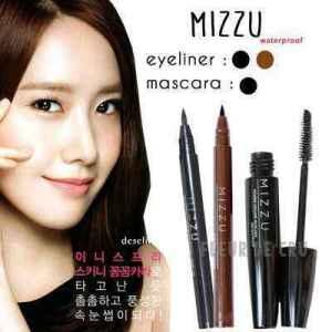 Mizzu eyeliner waterproof @30rb tersedia warna hitam dan coklat, mizzu mascara volume waterproof @50rb tersedia warna hitam.jpg