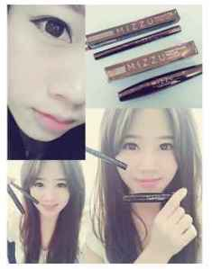 Mizzu eyeliner waterproof @30rb tersedia warna hitam dan coklat, mizzu mascara volume waterproof @50rb tersedia warna hitam.jpg(1)