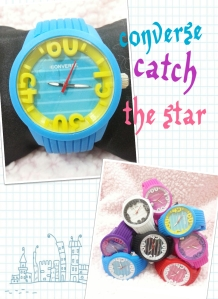 converse catch the star - grosir@50rb, eceran@65rb, free box, tali rubber karet, diameter 4cm
