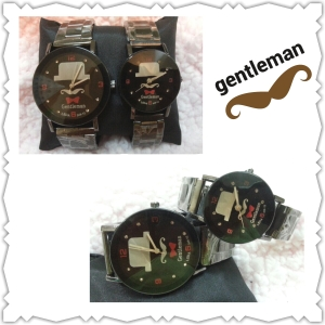 couple gentleman black - grosir@110rb, eceran@130rb tali rantai