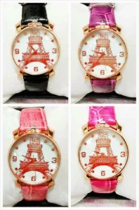 JAM TANGAN PARIS IN LOVE