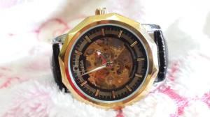 Omega otomatic man watch - 200rb kw super free box dan batre cadangan(1)