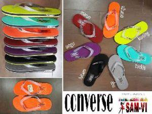 Converse sandal @50rb size 39-43 grade ori import bahan busa