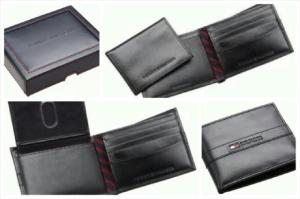Dompet tommy hilfiger ori - 300rb include box