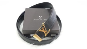 Elegant LV belt - 180rb kw super, include box dan dust bag