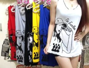 Ip9551 singlet the excellent - 20rb sz L46 P70 bahan spandek