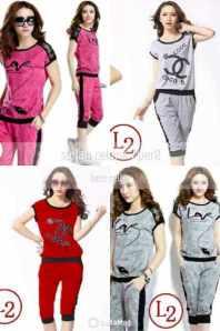 Ip9727 stelan mixmax - 58rb sz baju L48 P64, celana L28-50 P60 bahan baby Terry best seller