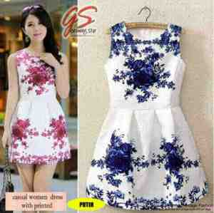 Po-103 flower kimie - 65rb, spandek fit L  (tutup po 20agust, ready +-10sept)