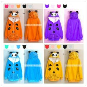 aket panda - 55rb sz L48 P68 bahan fleece
