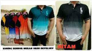 Bp412 polo gradiance man - 45rb sz L56 P72 bahan lacost(1)