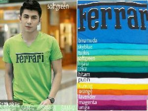 Bp422 Ferari @40rb fit L spandex cotton super