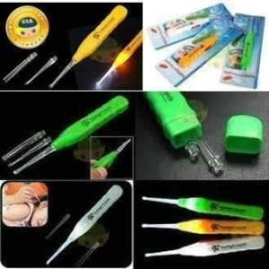Earpick flashlight (korek kuping berlampu) @5000