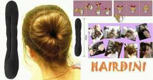 Hairdini @12rb alat untuk sanggul rambut, bisa digunakan utk pengikal rambut,  bahan spong jadi tidak merusak rambut dan gampang digunakan(1).jpg
