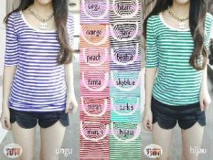 Ip10188 Lowback salur @36rb fit L spandex cotton super