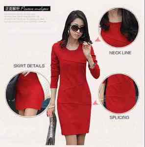 Ip1039 Dress Nessa @65rb bahan lotto, fit L
