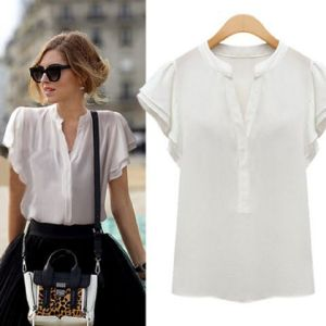 Ip1069 slayer blouse - 49rb sz Ld96cm Pj60cm bahan katun rayon
