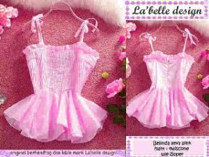 Ip1080 belinda sexy pink - 35rb sz L35 P75 bahan twiscone ada sleting