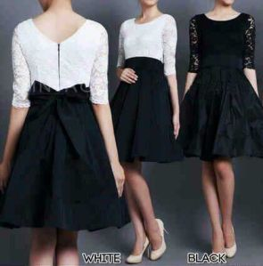 ip1246 Dress Catrine @75rb, bahan wedges + brukat + furing, fit to L