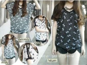 Ip279 Kalong pita @42rb fit XL bshan katun LD 132