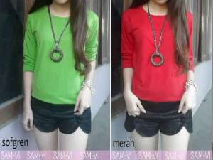 Ip619 Ovale 3per4 @35rb fit L spandex cotton super