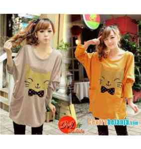 Ip667 blouse cat @ 43rb, sz L48 P68 spandek