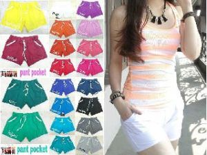 Ip752 Pant pocket @35rb fit M spandex cotton super - Copy