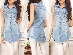 Ip903 light tartan hem - 92rb fit  to L bahan jeans import
