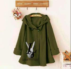 Ip936 jaket LV - 55rb fit L+ bahan babyterry