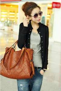 Ip979 blazer ritz black  - 60rb sz L48 P60 bahan paragon