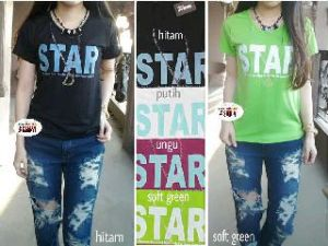 Ip9867 Star @35rb fit L spandex cotton super