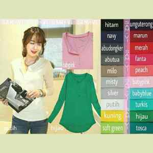 Ip9868 six button @ 43rb fit L spandex cotton super