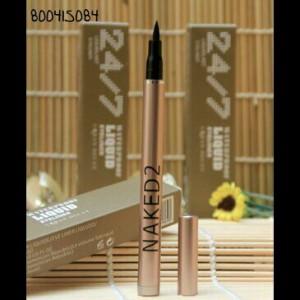 Naked2 eyeliner spidol - 30rb praktis dan mudah digunakan, tahan lama dan tidak luntur, cocok untuk yg newbie(1)