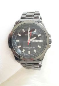 Swiss Army dark grey - 120rb, kw super, tali rantai dark grey, free box dan batre cadangan